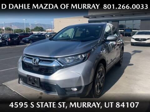 2018 Honda CR-V for sale at D DAHLE MAZDA OF MURRAY in Salt Lake City UT