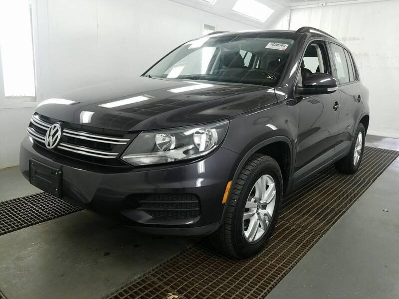 2016 Volkswagen Tiguan for sale at MSB Enterprises in Fenton MO