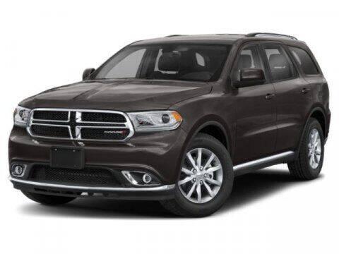 2019 Dodge Durango for sale at SCOTT EVANS CHRYSLER DODGE in Carrollton GA