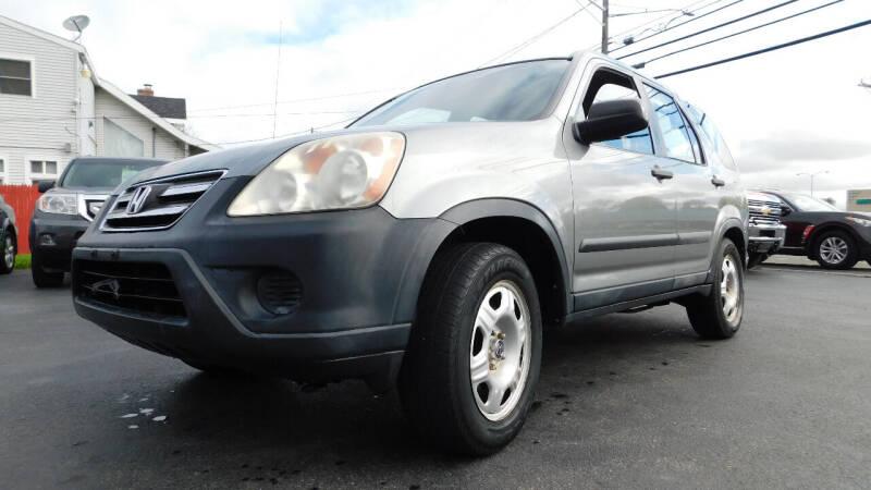 2006 Honda CR-V for sale at Action Automotive Service LLC in Hudson NY