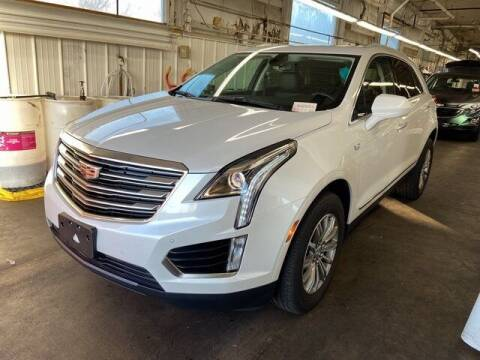 2017 Cadillac XT5 for sale at Tim Short Auto Mall in Corbin KY
