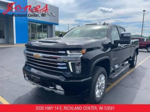 2021 Chevrolet Silverado 2500HD for sale at Jones Chevrolet Buick Cadillac in Richland Center WI