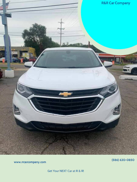 2019 Chevrolet Equinox for sale at R&R Car Company in Mount Clemens MI