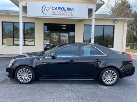 2011 Cadillac CTS for sale at Carolina Auto Credit in Youngsville NC
