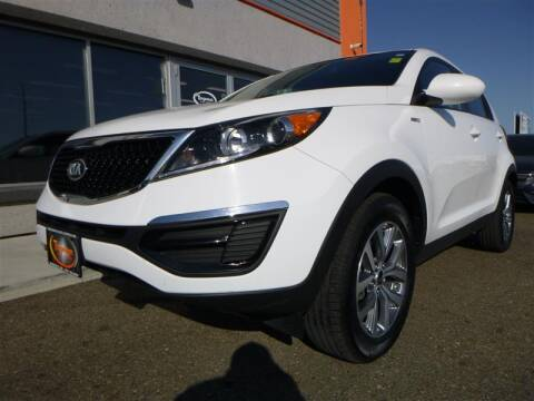 2016 Kia Sportage for sale at Torgerson Auto Center in Bismarck ND