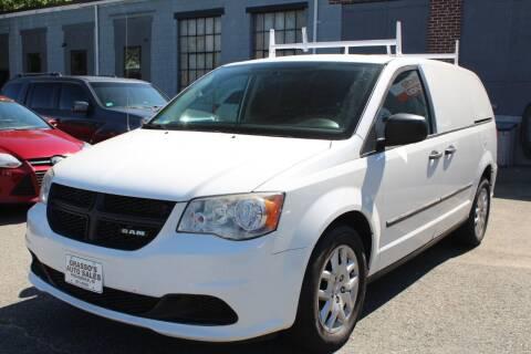 2014 RAM C/V for sale at Grasso's Auto Sales in Providence RI