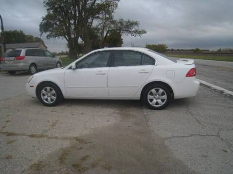 2008 Kia Optima for sale at BEST CAR MARKET INC in Mc Lean IL