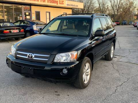 2006 Toyota Highlander Hybrid for sale at H4T Auto in Toledo OH