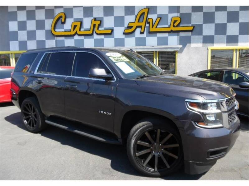 2015 Chevrolet Tahoe for sale at Car Ave in Fresno CA