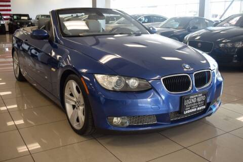 2008 BMW 3 Series for sale at Legend Auto in Sacramento CA