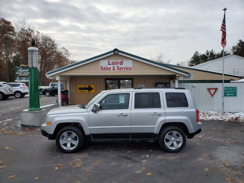2012 Jeep Patriot for sale at LAIRD SALES AND SERVICE in Muskegon MI