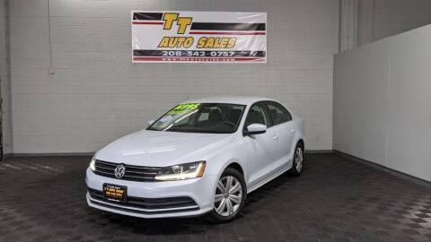 2017 Volkswagen Jetta for sale at TT Auto Sales LLC. in Boise ID