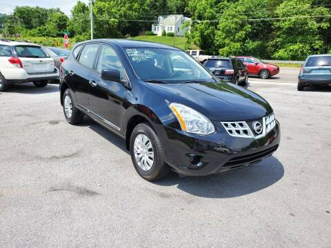 2013 Nissan Rogue for sale at DISCOUNT AUTO SALES in Johnson City TN