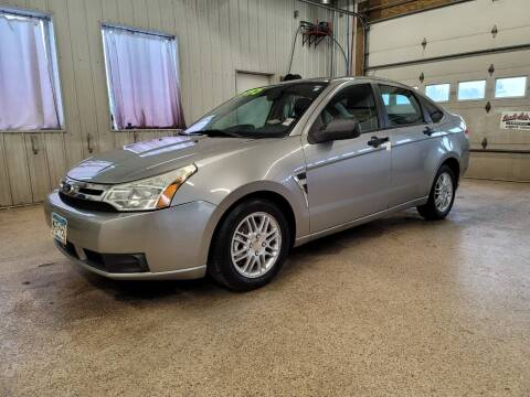 2008 Ford Focus for sale at Sand's Auto Sales in Cambridge MN