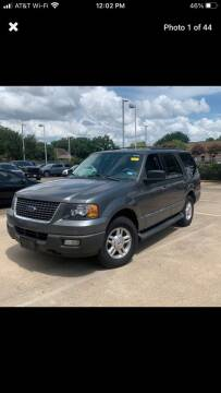 2004 Ford Expedition for sale at Quality Auto Group in San Antonio TX