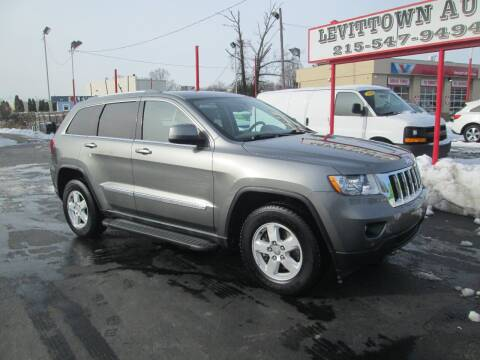 2012 Jeep Grand Cherokee for sale at Levittown Auto in Levittown PA