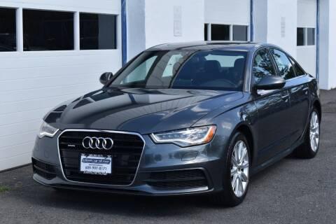 2014 Audi A6 for sale at IdealCarsUSA.com in East Windsor NJ