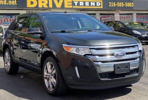 2014 Ford Edge for sale at DRIVE TREND in Cleveland OH