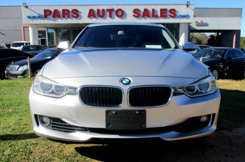 2014 BMW 3 Series for sale at Pars Auto Sales Inc in Stone Mountain GA