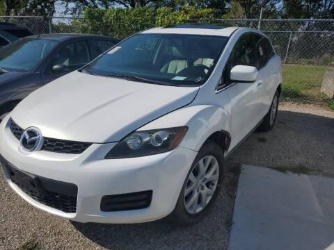 2008 Mazda CX-7 for sale at Straightforward Auto Sales in Omaha NE