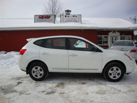 2011 Nissan Rogue for sale at G and G AUTO SALES in Merrill WI
