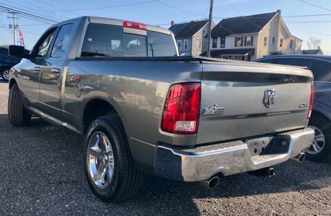 2011 RAM Ram Pickup 1500 for sale at Mayer Motors of Pennsburg in Pennsburg PA