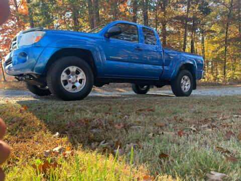 2005 Toyota Tacoma for sale at Madden Motors LLC in Iva SC