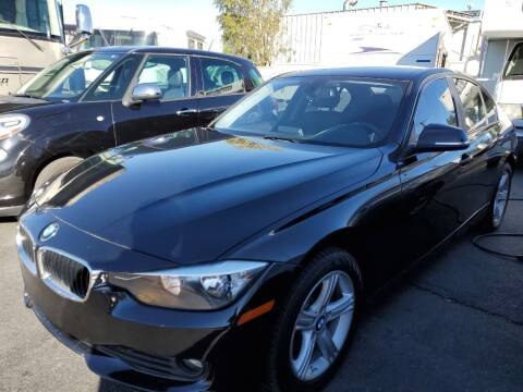 2015 BMW 3 Series for sale at DPM Motorcars in Albuquerque NM