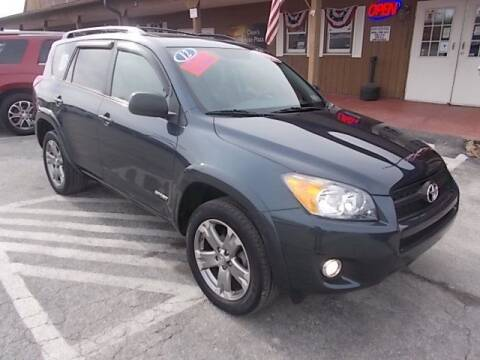 2012 Toyota RAV4 for sale at Dean's Auto Plaza in Hanover PA