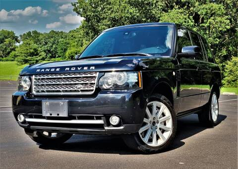 2012 Land Rover Range Rover for sale at Speedy Automotive in Philadelphia PA