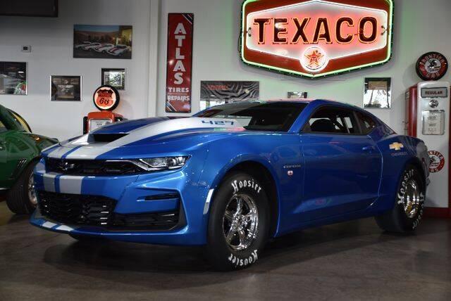 2019 Chevrolet Camaro 427 COPO 55 for sale at Choice Auto & Truck Sales in Payson AZ
