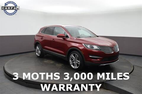 2015 Lincoln MKC for sale at M & I Imports in Highland Park IL