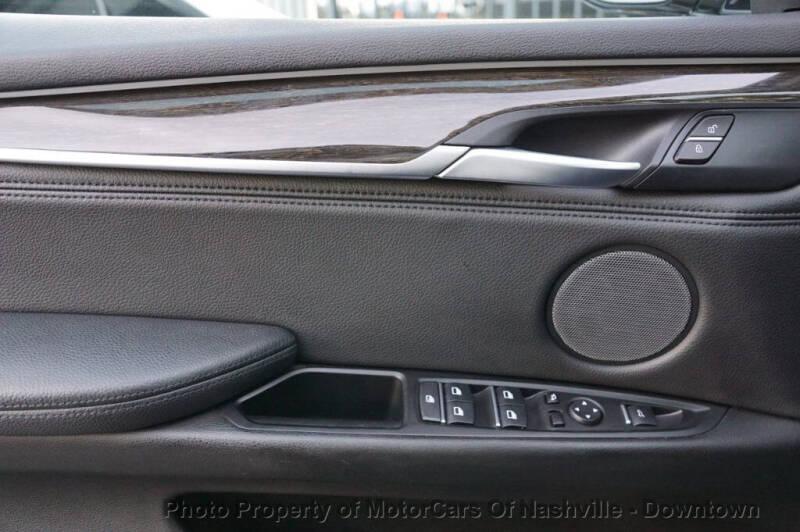 2016 BMW X5 AWD xDrive35i 4dr SUV - Nashville TN