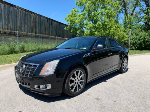 2013 Cadillac CTS for sale at Posen Motors in Posen IL