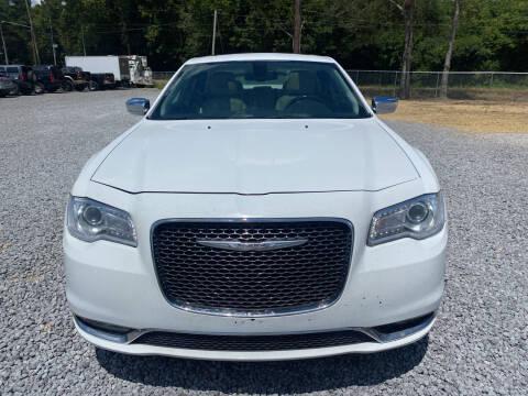 2016 Chrysler 300 for sale at Alpha Automotive in Odenville AL