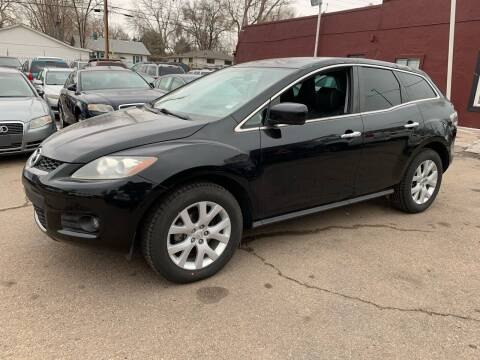 2008 Mazda CX-7 for sale at B Quality Auto Check in Englewood CO