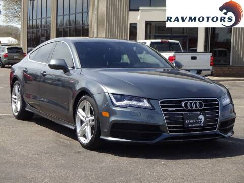 2014 Audi A7 for sale at RAVMOTORS 2 in Crystal MN