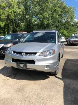 2007 Acura RDX for sale at D & M Auto Sales & Repairs INC in Kerhonkson NY