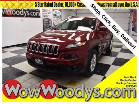 2015 Jeep Cherokee for sale at WOODY'S AUTOMOTIVE GROUP in Chillicothe MO