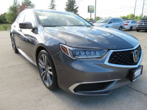 2019 Acura TLX for sale at Import Exchange in Mokena IL