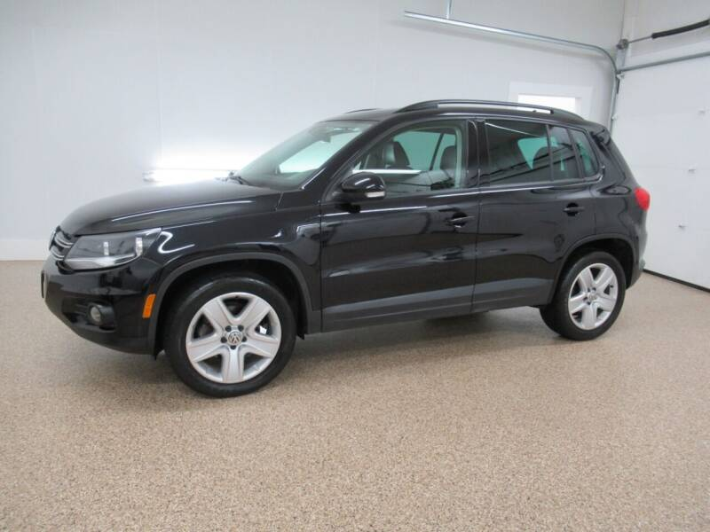 2016 Volkswagen Tiguan for sale at HTS Auto Sales in Hudsonville MI