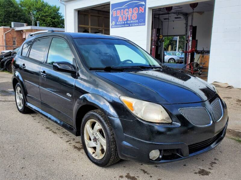 2006 Pontiac Vibe 4dr Wagon - Ankeny IA