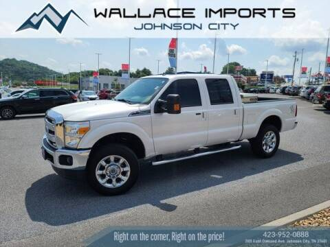 2016 Ford F-250 Super Duty for sale at WALLACE IMPORTS OF JOHNSON CITY in Johnson City TN