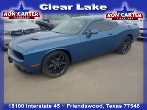 2020 Dodge Challenger for sale at Ron Carter  Clear Lake Used Cars in Houston TX