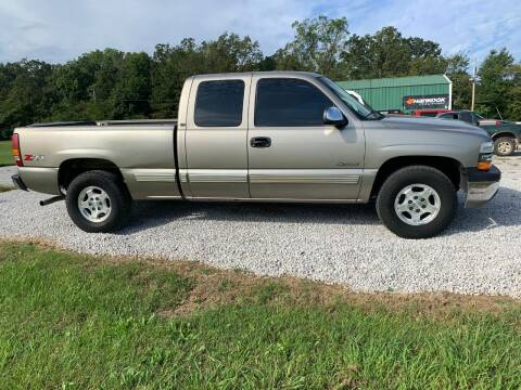 2002 Chevrolet Silverado 1500 for sale at Steve's Auto Sales in Harrison AR