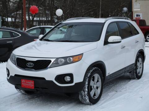2013 Kia Sorento for sale at Bill Leggett Automotive, Inc. in Columbus OH