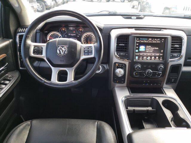 2017 RAM Ram Pickup 1500 4x4 Laramie 4dr Crew Cab 5.5 ft. SB Pickup - Melbourne FL
