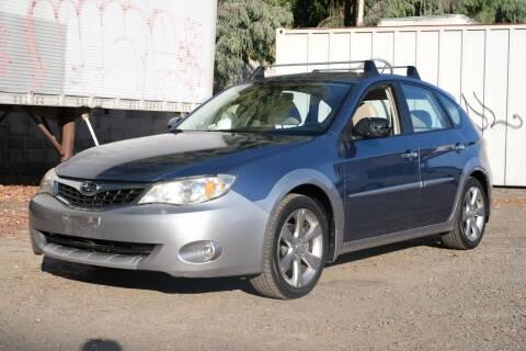 2009 Subaru Impreza for sale at Sports Plus Motor Group LLC in Sunnyvale CA
