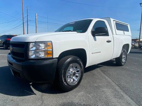2013 Chevrolet Silverado 1500 for sale at Clear Choice Auto Sales in Mechanicsburg PA
