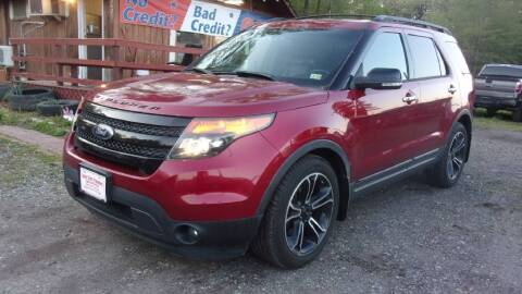 2013 Ford Explorer for sale at Select Cars Of Thornburg in Fredericksburg VA
